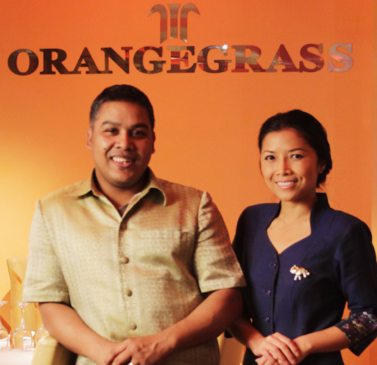 The Orangegrass owners